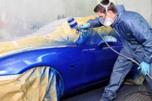 car repainting