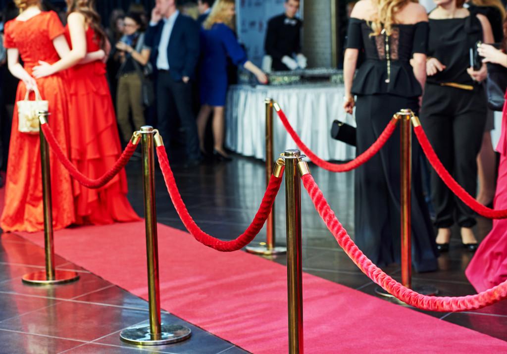 red carpet event