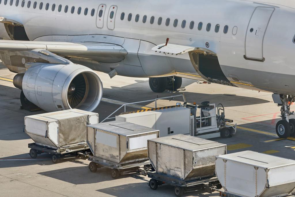 aircraft loading